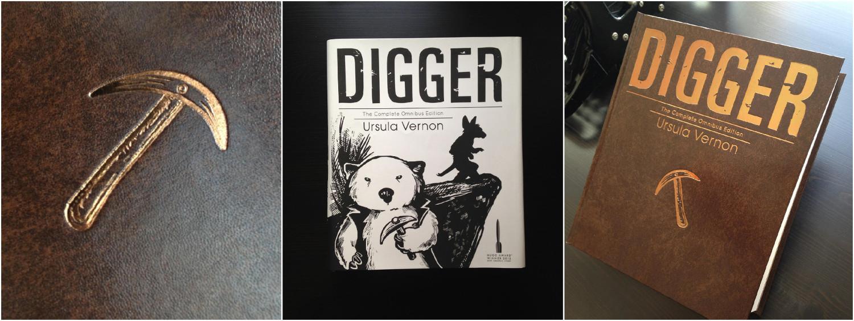 Digger - Ursula Vernon