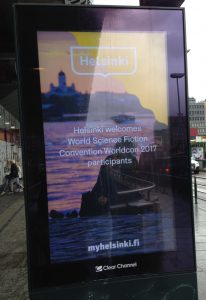 Welcome in Helsinki