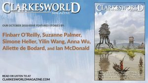 Clarkesworld 145